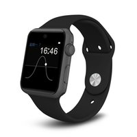 Wholesale bluetooth Smart Watch HD Screen Support SIM Card Wearable Devices SmartWatch For apple Android pk A9 dz09 gt08 watch