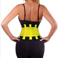 thermo - Waist Trainer Cincher Man Women xtreme Thermo Power Hot Body Shaper Girdle Belt Underbust Control Corset Firm Slimming