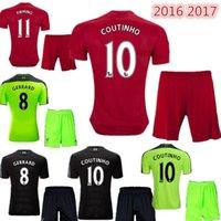 best liverpool - Best selling new liverpool kit Jerseys Home away rdd gerrard shirts GERRARD LALLANA LUCAS COUTINHO jerseys