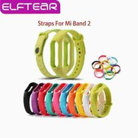 Wholesale Colorful Silicone Bracelet For Xiaomi Mi Band Bracelet Strap Mi Band Bracelet Accessories Replaceable Smart Band Belt