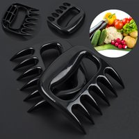 Wholesale Fashion Chicken Sub Tear Meat Claw Bear Claw Meat Divided Tool Bear Paws Food Fork Kitchen Gadgets B1038