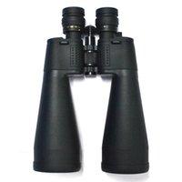 20-180x100 70MM Zoom Óptico militar HD Binoculares Telescopio profesional de grado superior para el aire libre Amateur