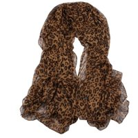 Wholesale Excellent Different Style Women Long Soft Scarves Silky Chiffon Wrap Shawl Scarf Beauty