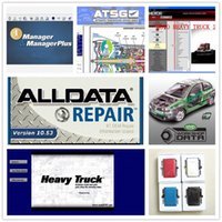 Wholesale 2016 Alldata work on XP Windows system and alldata mitchell on demand software in TB HDD
