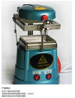 Wholesale Dental Dental vacuum laminator machine mechanic vacuum forming lamination machine
