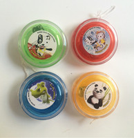 Wholesale Jane version made pull yo yo light ball children s educational tradition of leisure toys gifts