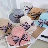 Sombrero De Moda De Sombrero Sombrero De Paja Plegable De Verano Sombreros Ahuecando Gorras Para Mujer Sombreros De Playa Sombrero De Playa De Mariposa Sombrero paja