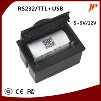 Wholesale 58mm Embedded thermal panel printer all in POS driving recorder medical equipment printer