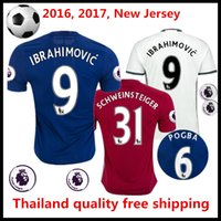 best enzymes - 2016 best Thailand Quality MancHester Jersey home away rd jerseys UnITED Ibrahimovic MEMPHIS ROONEY POGBA jersey