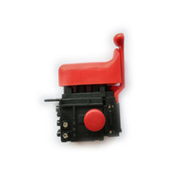 Wholesale Electric hammer Drill Speed Control Switch for Makita HR2450 HR2453 DP4010 DP4011 Power Tool Accessories