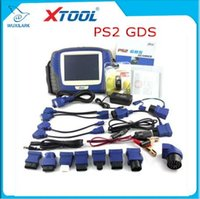 Wholesale New arrival Original XTOOL PS2 GDS Gasoline Diagnostic Tool Universal Car Update Online PS2 GDS Scanner without plastics box