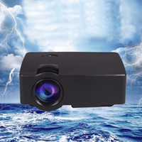 Business & Education audio video technologies - Multimedia Cinema LED HD Technology Projector LCD Support Phone AV USB HDMI TF AUDIO Home Theater Video E08s