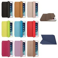 Wholesale Smart Case for iPad Air Air for iPad for iPad mini for iPad Pro Official Smart Case Colorful with Retail Package