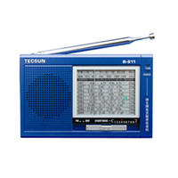 Wholesale Tecsun R FM MW SW World Band Radio High Sensitivity Receiver Radio FM Y4127L Dropshipping