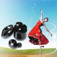 best headphones world - Brand new wireless headset for phone super mini style long standby time pairs drop shipping worlds best in ear headphones