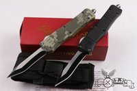 arc aluminum - butterfly play knife BENCHMADE All three color troodon ChanFeng arc blade