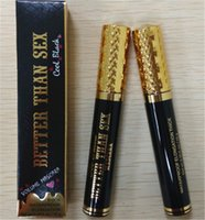 Wholesale IN STOCK the newest mascara with the band logo Long lasting Lengthening and Thick mascara