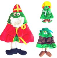 Wholesale Christmas Tree Series European Family Puppet Design Dad Mom Aunt Uncle Son CM Height