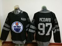 Wholesale Oilers Mcdavid th Hockey Jerseys Oilers Hockey Jerseys New Arrival Hockey Uniform All Teams Uniform Hot Sale