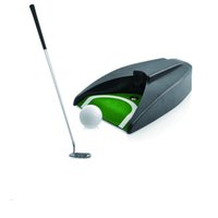 Wholesale Golf Automatic Putting Cup Portable Ball Return Putting Practice Aid