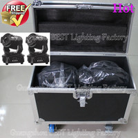 Wholesale with dual flight case for w spot led moving head light led w spot stage dj movinghead equipment