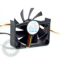 Wholesale New G6015S12B2 DA V A DLP TV silent cooling fan for nonoi mm fan ribs