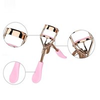 Wholesale OT cosmetic eyelash curler colorful classical stainless steel eyelash curler make up tools