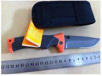 Wholesale 7Cr17mov Blade Camping Survival Knife Scout Pocket Rescue Folding Sheath Knife large model