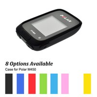 Wholesale Rubber Protect Skin Case for Cycling Computer GPS Polar M450