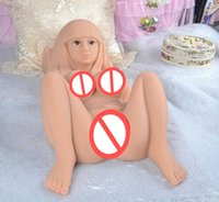 Cheap Real Sex Doll for Men High Quality Male Love Dolls Full Solid Silicone Doll Sex Doll for Male Lifelike Anal Ass Vagina #sale