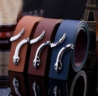 belt buckles for girls - New Quality luxury Belts mens cow leather belt brand designer Belts For Men Belts Gold silver Buckle