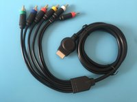 Wholesale for PS3 PlayStation PS HD Component AV Video Audio Multi out Cable Set