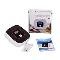 battery operated outlet - Awakelion Battery Operated Carbon Monoxide Alarm with LCD Display and Voice Warning FACTORY OUTLET