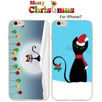 animal phone covers - Christmas Cartoon TPU Phone Case for Iphone Case Cover Animal Pattern Mobile Phone Shell Coque For iPhone7 Phone Accessories
