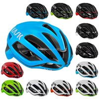 Unisex EPS 16 - 20 Wholesale-18 hole design without resistance Cycling Hemlet Integrally-molded Ciclismo Capacete Casco Bicicleta 4 Colors S M L size Available
