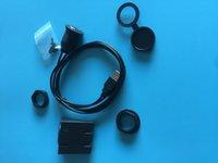 Wholesale 100pcs USB2 mm AUX Extension Flush Mount Audio Cable ft m