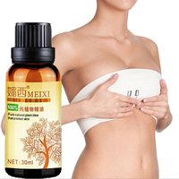 Wholesale Hot Sale Pure Natural breast augmentation Wheat Germ Oil Essence Breast Enhancement Essential Oil cup up skin care
