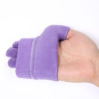 Wholesale Spa Gel Gloves Moisturizing Whitening Pedicure Exfoliating Smooth Beauty Hand Care