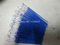 acrylic oil paints - Transon fine circle head Rod nylon painting brushes for oil acrylic painting Gel Pen set high quality