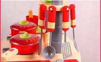 Wholesale Toys Gifts Pretend Play and Dress up Kitchens Play Food Children toys cute baby toys