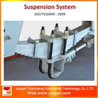 air suspension trailer - 2016 Custom Design Optional Style Trailer Mechanical Suspension Kits