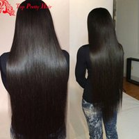 Wholesale Virgin Hair U Part Wig Middle Part Long Silky Straight U Part Wig Brazilian Human Hair Upart Wigs Virgin Hair for Women