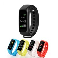 English band dynamic - L30T Bluetooth Smart Band Dynamic Heart Rate Monitor Full Color TFT LCD Screen Smartband for Apple IOS Android Smartphone