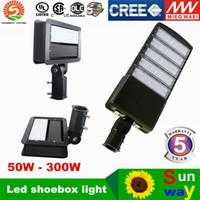 area box - 2016 LED parking lights shoe box lamp parking area lamp flood lights Street Lights w w w w w w w ac90 v