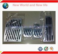 Wholesale Aluminum Alloy MT Pedal Foot Rest Brake Gas Fuel Pedals Pads For sportage R MT