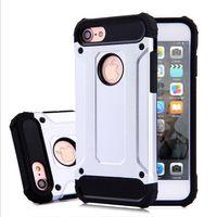 Pour iPhone 7 Plus Cas Ultra Mince Soft TPU Silicone Transparent Housse de protection contre les chocs pour iphone 7 Plus Cell Phone Shell N208