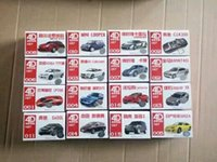 Wholesale Model Train ho scale miniatures many types of car Kit