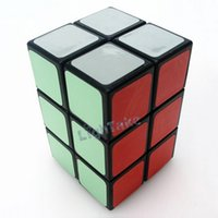 Wholesale Brand New Z Cube x2x3 Speed Magic Cube Rotational Twisty Puzzle Cubes Special Educational Toys