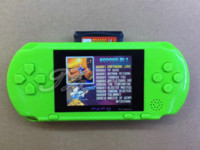 Wholesale 2 Inch Bit PXP3 Slim Station Video Games Player Handheld Game Free Game Card Console built in Classic Games New