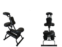Wholesale One Piece Portable Slimming Massage Chair Package Starter Chair Coffee Luster Bulk could get a Special Discount